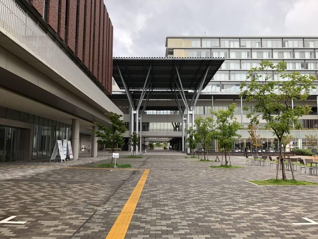 立命館いばらきキャンパス1