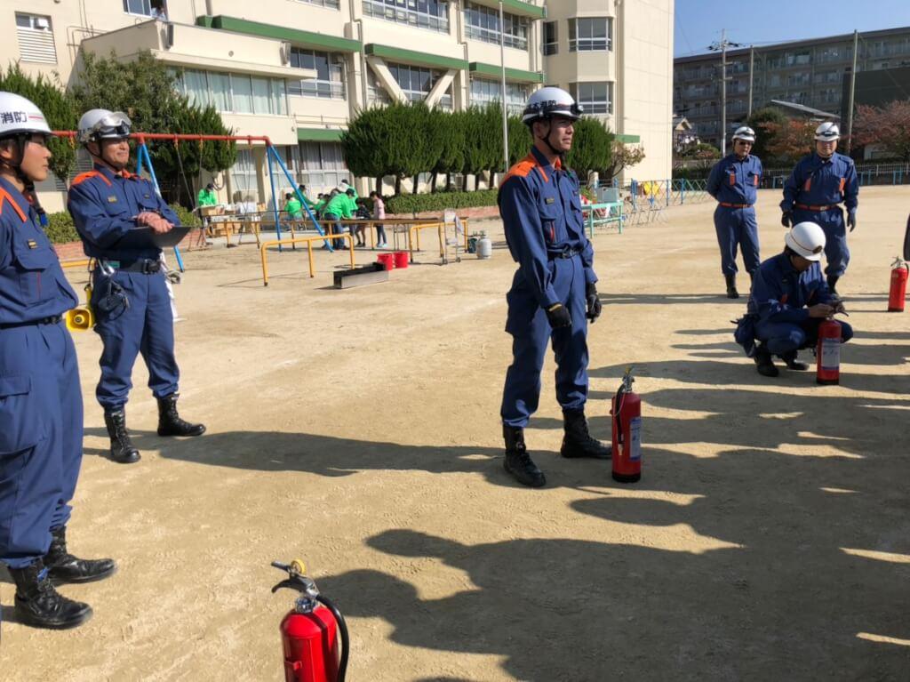 中条防災訓練7