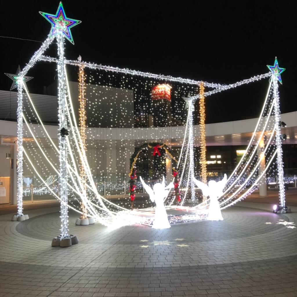 クリスマスイルミ2