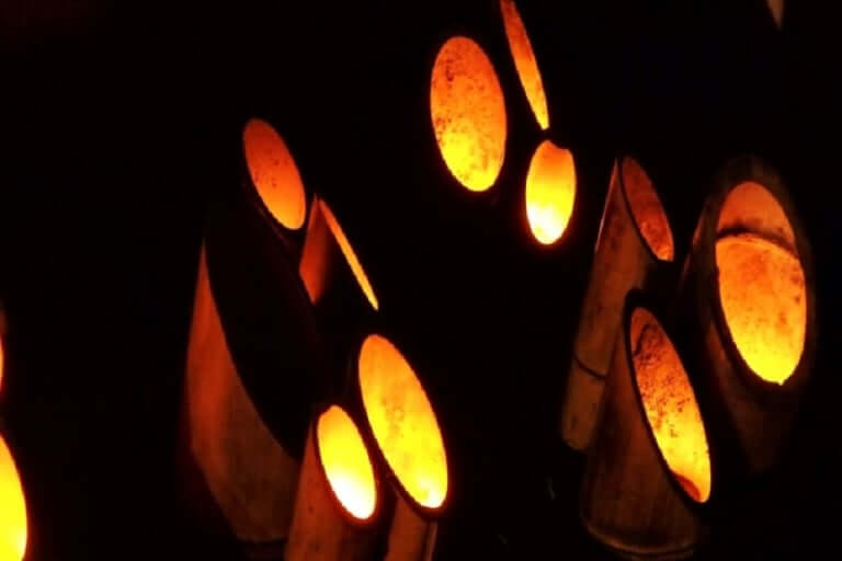 茨木竹灯籠