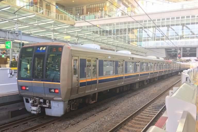 【茨木市】4/11 14:00現在、JR京都線の列車に遅れが出ています!※追記あり