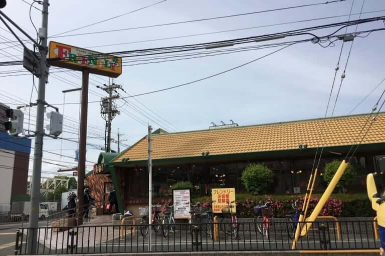 【茨木市】市民に愛されたファミレスが閉店!次は何ができる?※追記あり