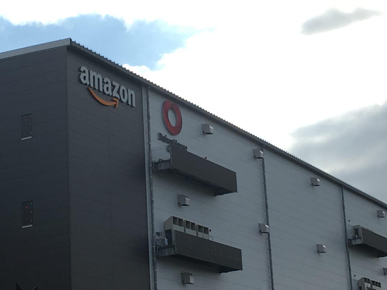 アマゾン倉庫関西ゲートウェイ